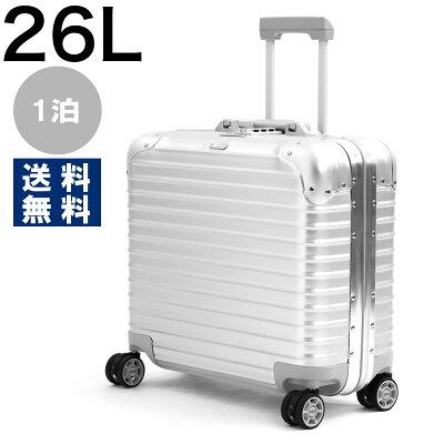 リモワ RIMOWA スーツケース/旅行用バッグ トパーズ TOPAS 26L シルバー 923.40.00.4 メンズ レディース
