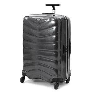 サムソナイト SAMSONITE スーツケース ファイアーライト スピナー 【FIRELITE】 69cm チャコールブラック 76219 1174 メンズ レディース