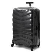 サムソナイト SAMSONITE スーツケース ファイアーライト スピナー 【FIRELITE】 75cm チャコールブラック 76220 1174 メンズ レディース