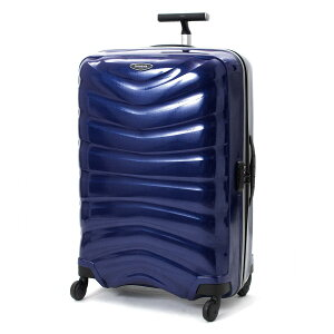 サムソナイト SAMSONITE スーツケース ファイアーライト スピナー 【FIRELITE】 75cm ディープブルー 76220 1277 メンズ レディース