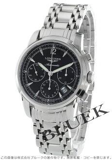 Jin Ron Mie Santi automatic chronograph black men L2.752.4.52.6