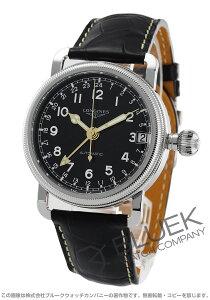 ロンジン LONGINES 腕時計 ヘリテージ アヴィゲーション オーバーサイズ アリゲーターレザー メンズ L2.778.4.53.2