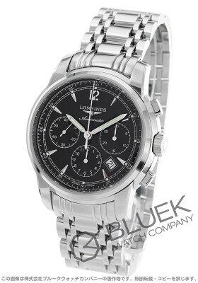 ロンジン サンティミエ クロノグラフ 腕時計 メンズ LONGINES L2.784.4.52.6