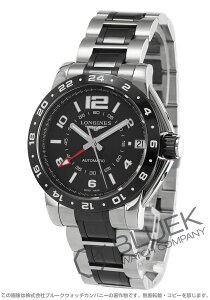 ロンジン LONGINES 腕時計 アドミラル GMT メンズ L3.669.4.58.7