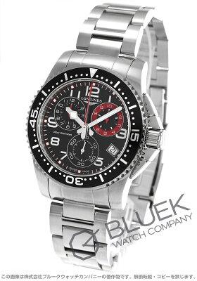 ロンジン LONGINES 腕時計 ハイドロコンクエスト 300m防水 メンズ L3.690.4.53.6
