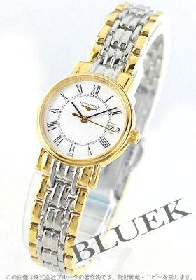 ロンジン LONGINES 腕時計 グランドクラシック プレザンス レディース L4.220.2.11.7
