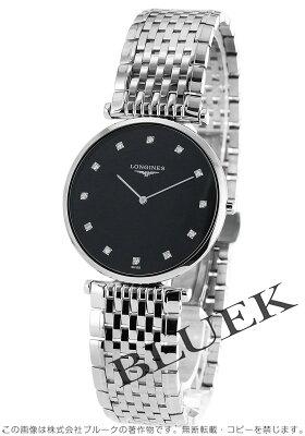 ロンジン グランドクラシック ダイヤ 腕時計 メンズ LONGINES L4.709.4.58.6