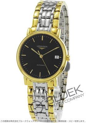 ロンジン LONGINES 腕時計 グランドクラシック プレザンス メンズ L4.821.2.52.7
