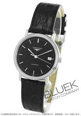 ロンジン LONGINES 腕時計 グランドクラシック プレザンス メンズ L4.821.4.52.2