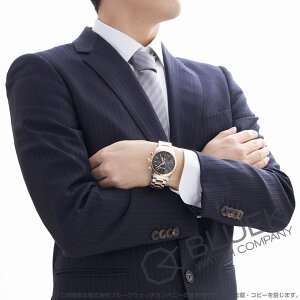 ロンジン コンクエスト クラシック クロノグラフ ムーンフェイズ 腕時計 メンズ LONGINES L2.798.5.52.7