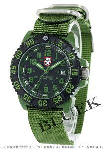 ルミノックス LUMINOX 腕時計 ネイビーシール カラーマーク OD ミリタリー 替えベルト付き メンズ 3042