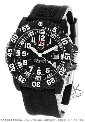 ルミノックス LUMINOX 腕時計 ネイビーシール カラーマーク メンズ 3051
