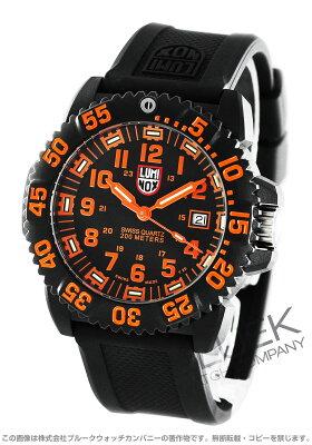 ルミノックス LUMINOX 腕時計 ネイビーシール カラーマーク メンズ 3059