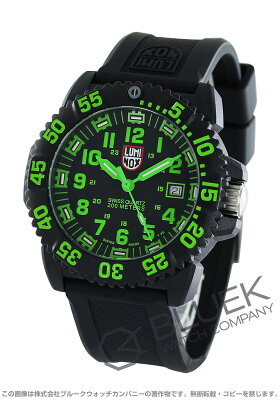 ルミノックス LUMINOX 腕時計 ネイビーシール カラーマーク メンズ 3067