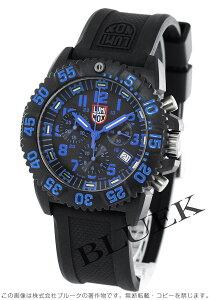ルミノックス LUMINOX 腕時計 ネイビーシール カラーマーク メンズ 3083