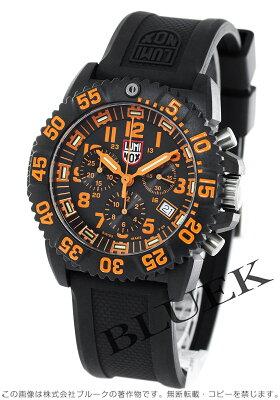 ルミノックス LUMINOX 腕時計 ネイビーシール カラーマーク メンズ 3089
