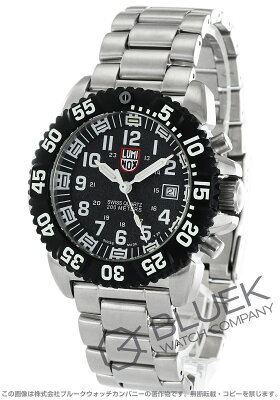 ルミノックス LUMINOX 腕時計 ネイビーシール カラーマーク メンズ 3152