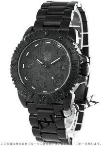 ルミノックス LUMINOX 腕時計 ネイビーシール カラーマーク ブラックアウト メンズ 3152 Blackout