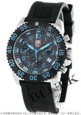 ルミノックス LUMINOX 腕時計 ネイビーシール カラーマーク メンズ 3183