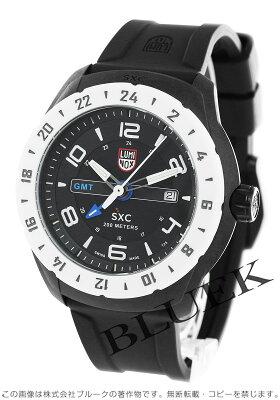 ルミノックス LUMINOX 腕時計 SXC GMT メンズ 5027