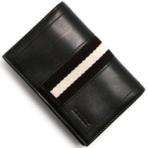 バリー BALLY カードケース【名刺入れ】 TOBEL ブラック TOBEL 290 メンズ