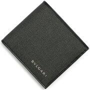 ブルガリ BVLGARI 二つ折財布 ウィークエンド 【WEEKEND】 ブラック 32581 メンズ