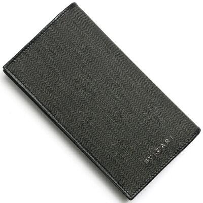 ブルガリ BVLGARI 長財布 ウィークエンド 【WEEKEND】 ブラック 32582 メンズ