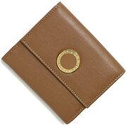 ブルガリ BVLGARI 二つ折財布 コローレ 【COLORE】 ナッツブラウン 33383 レディース