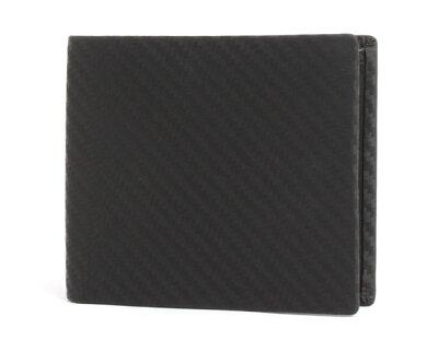 ダンヒル dunhill 二つ折財布 シャーシ ブラック L2H232A