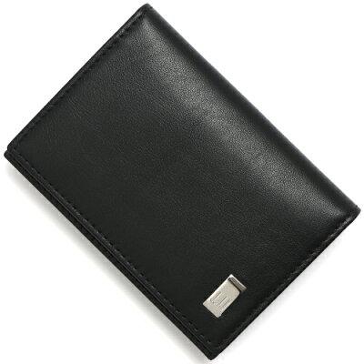 ダンヒル dunhill カードケース【名刺入れ】 サイドカー 【SIDECAR】 ブラック QD4700 メンズ