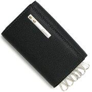 カルティエ Cartier キーケース サントス 【SANTOS】 ブラック L3000775 メンズ