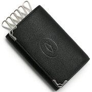 カルティエ Cartier キーケース マスト 【MUST】 ブラック L3001359 メンズ レディース