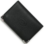 カルティエ Cartier カードケース【名刺入れ】 マスト 【MUST】 ブラック L3001367 メンズ