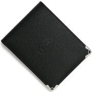 カルティエ Cartier 二つ折財布 マスト 【MUST】 ブラック L3001369 メンズ