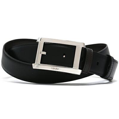 カルティエ Cartier ベルト XL タンク アメリカン 【TANK AM RICAINE XL】 ブラック&ダークブラウン L5000335 メンズ