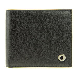 ハンティングワールド HUNTING WORLD 二つ折財布 KASHGAR 207371 BLK ブラック 【メンズ】