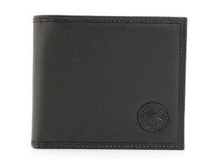 ハンティングワールド HUNTING WORLD BATTUE ORIGIN 二つ折財布【札入れ】 ブラック 320-13A