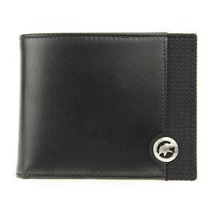 ハンティングワールド HUNTING WORLD 二つ折財布 SANDUKUDU 526220 BLK ブラック 【メンズ】
