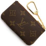 ルイヴィトン Louis Vuitton コインケース【小銭入れ】/キーケース モノグラム ポシェット クレ チョコレートブラウン M62650 メンズ レディース