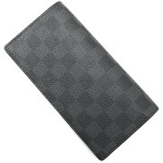 ルイヴィトン LOUIS VUITTON 長財布 ダミエグラフィット グレー N62665 メンズ