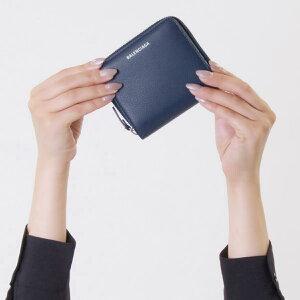 バレンシアガ 二つ折り財布/ミニ財布 財布 レディース エブリディ スクエア ブルータンザナイト 516366 DLQ0N 4205 BALENCIAGA
