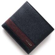 バリー BALLY 二つ折財布 LYITEL ニューブルー LYITEL 257 メンズ