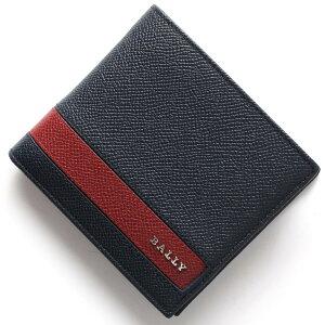 バリー BALLY 二つ折財布 LYITEL ニューブルー LYITEL 267 メンズ