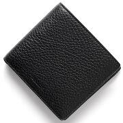 バリー BALLY 二つ折財布 SEISEL ブラック SEISEL 20 メンズ