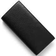 バリー BALLY 長財布 STRADDOK ブラック STRADDOK 20 メンズ