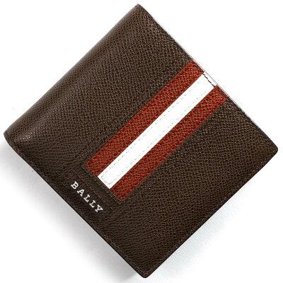 バリー BALLY 二つ折り財布 テイゼル TEISEL ココナッツブラウン TEISELLT 211 メンズ