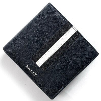 バリー 二つ折り財布 財布 メンズ テイゼル TEISEL ニューブルー TEISELLT 217 BALLY