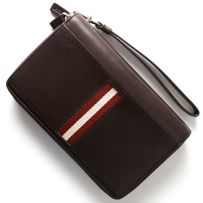 バリー BALLY 長財布/マルチケース TINGER チョコレートブラウン TINGER 271 メンズ