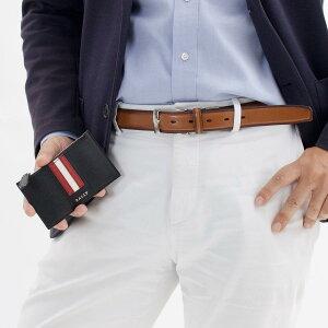 バリー コインケース【小銭入れ】/カードケース 財布 メンズ テンリー TENLEY ブラック TENLEYLT 10 6221811 BALLY