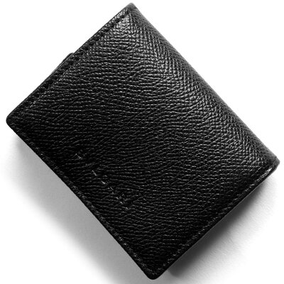ブルガリ コインケース【小銭入れ】 財布 メンズ クラシコ CLASSICO ブラック 20371 BVLGARI